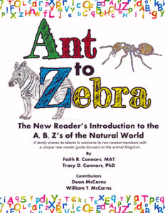 Ant to Zebra cover page