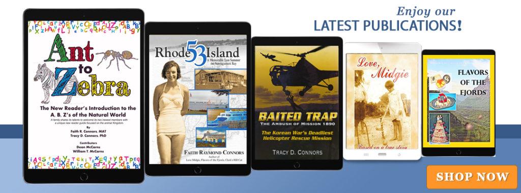 BelleAire Press Featured Publications
